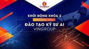 """Chương trình Đào tạo Kỹ sư AI Vingroup sẽ """"đến"""" với sinh viên HUTECH vào ngày 21/5 theo hình thức trực tuyến"""