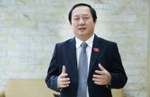 Bộ trưởng Bộ Khoa học và Công nghệ - Huỳnh Thành Đạt
